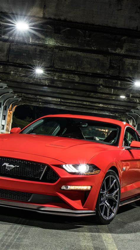 Ford Mustang Wallpaper Iphone X by 2018 Ford Mustang Gt Performance Pack Level 2 4k