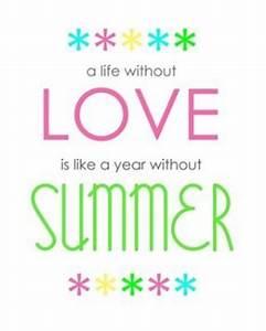 Summer Quotes A... Fun Seasonal Quotes