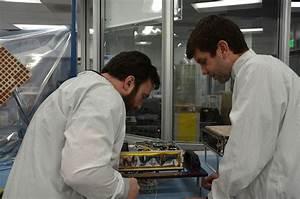 Space Images | MarCO CubeSat Engineers 3