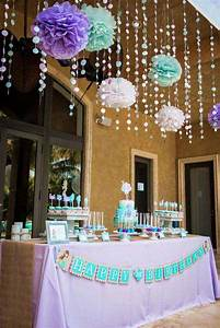22 cute low cost diy decorating ideas for baby shower With house party decoration ideas pinterest