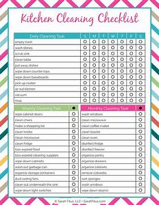 commercial kitchen cleaning checklist template - kitchen cleaning checklist driverlayer search engine