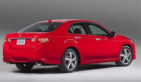 2014 Acura Tsx Sedan And Sport Wagon Continue A Well