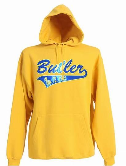 Hooded Butler Sweatshirt