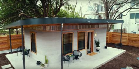 sxsw  robot  build tiny affordable house
