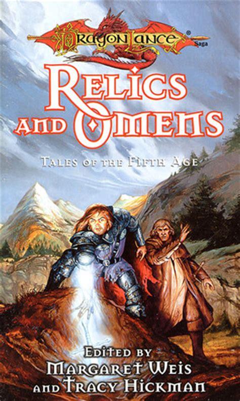 relics  omens  margaret weis