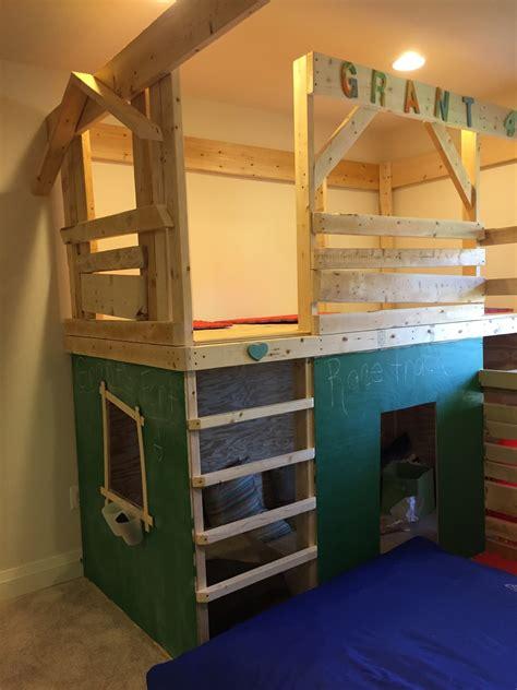 ana white diy indoor playground diy projects