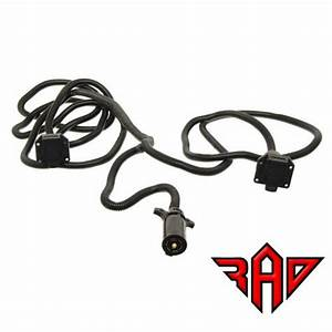 Torklift 3 Way Pigtail Wiring Harness