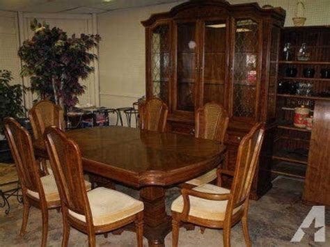Fashionable Inspiration Thomasville Dining Room Sets