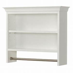 home decorators collection creeley 7 1 20 in l 20 1 2 in With bathroom towel racks and shelves
