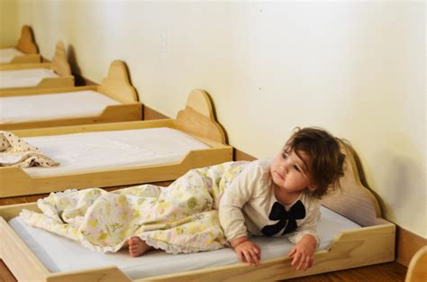 What's Up With The Floor Bed?  Healthy Beginnings Montessori