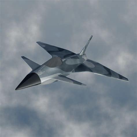 Conceptfighter Jet,_点力图库