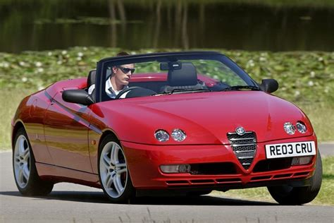 Alfa Romeo Spider Convertible by Alfa Romeo Spider Convertible Review 1996 2004 Parkers
