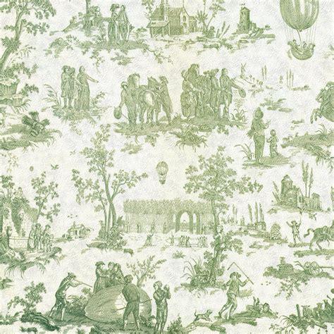 green toile background by jinifur on deviantart