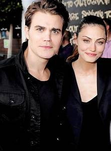 16 best images about Paul Wesley & Phoebe Tonkin :) on ...
