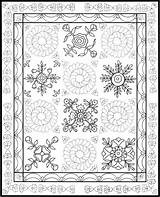 Coloring Pages Quilt Dover Adult Quilts Patchwork Printable Designs Publications Books Crazy Colorear Para Pattern Adults Patterns Sheets Apliques Samples sketch template