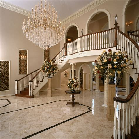 Grand Foyer by Grand Foyer Staircase