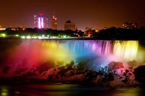 niagara falls    largest waterfall   world