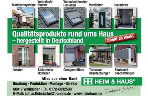 Heim & Haus  Beratung Ruhstorfer Grumbeere Markt