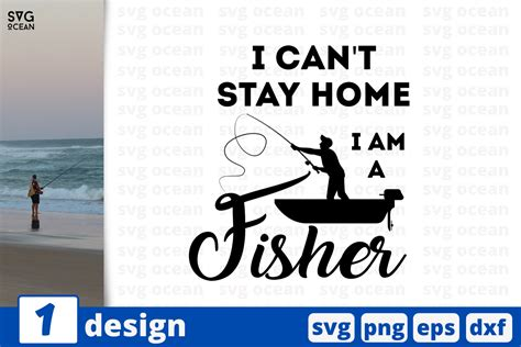 stay home im fisher svg bundle quotes cricut