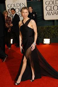 Renée Zellweger made a rare red carpet appearance in a ...