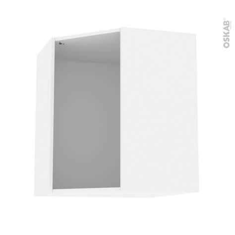 caisson d angle haut n 176 20 meuble de cuisine l65 x h70 x p35 cm sokleo oskab