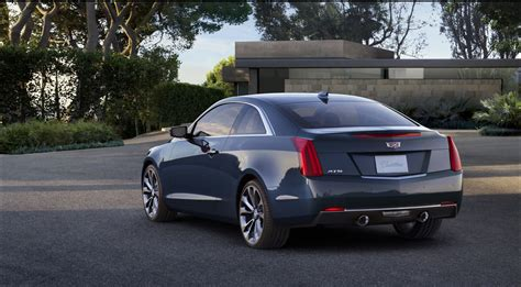 2018 Cadillac Ats Coupe Info Pictures Specs Mpg Wiki