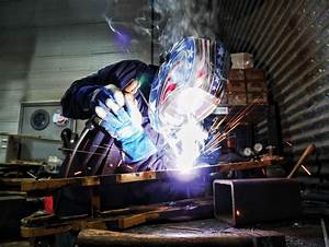 Future Welders  Enter The Trade With Both Eyes Open
