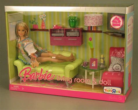 Barbie Living Room Playset 302 found