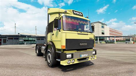 Iveco Fiat by Iveco Fiat 190 38 Turbo Special V1 1 For Truck