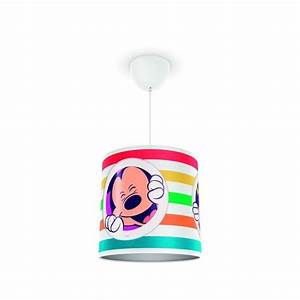 Suspension Chambre Enfant : philips disney suspension mickey chambre enfant achat ~ Melissatoandfro.com Idées de Décoration