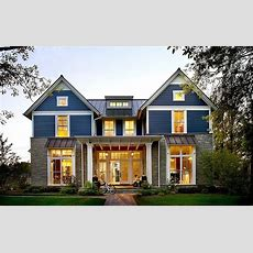 Modern Traditional Home Design With Many Unusual