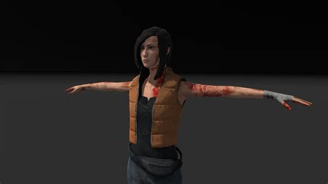 Character Male Animations 3d Model