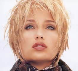 Short Choppy Hairstyles For Fat Faces   Best Hairstyles Collections