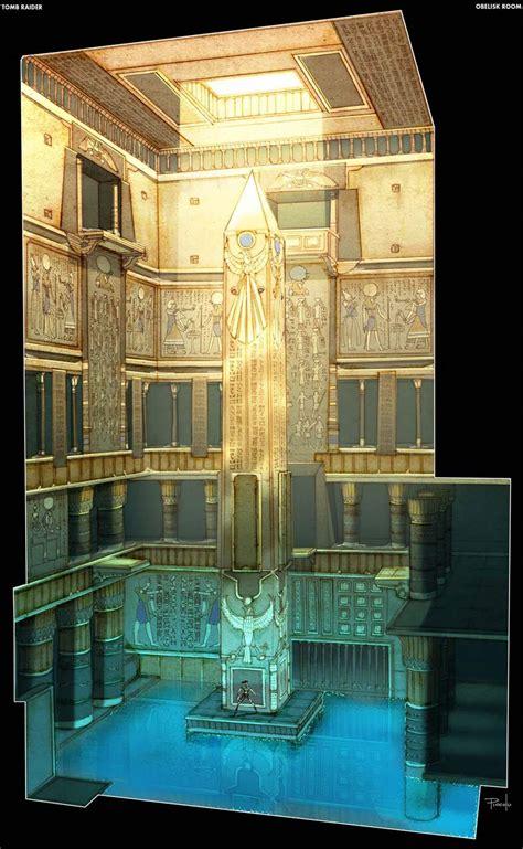 Tomb Raider Anniversary Concept Art Tomb Raiding Hq