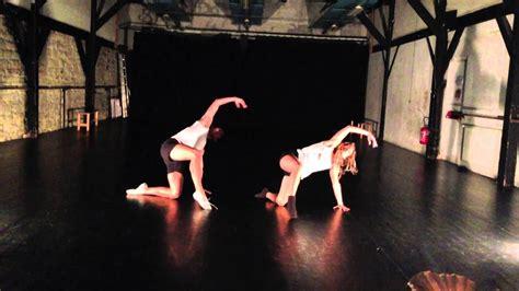 set fire   rain dance choreo routine duet lyrical