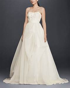 15 gorgeous wedding dresses under 500 purewow With wedding dresses under 500 david s bridal