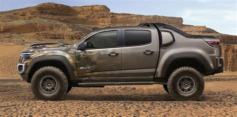 chevrolet colorado zh fuel cell prototype   assessed