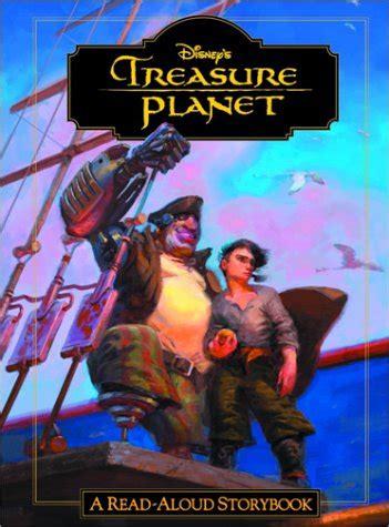 treasure planet  read aloud storybook  walt disney company