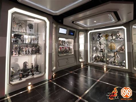 hot toys secret base collectibles star wars room man