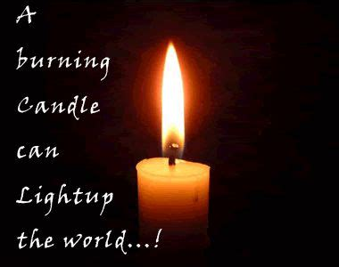 Animated Burning Candle Wallpaper - cancer candle burning animated candles burning if we all