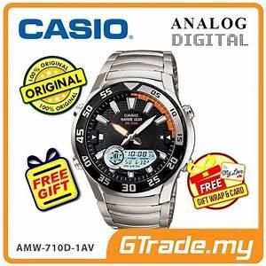 Casio Edifice Wr100m User Manual