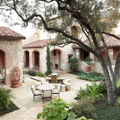 190 best images about Courtyards: Simple to Grand on Pinterest