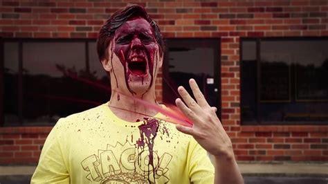Bloody Gore Fest Horror Short Crow Hand — Geektyrant