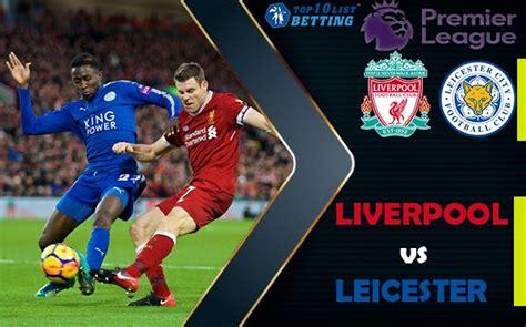 Liverpool vs Leicester Prediction | 2020/11/21 | Premier ...