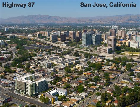 San Jose by Downtown San Jose Silicon Valley California Hispanic