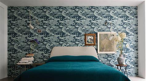 papier peint chambre à coucher adulte le papier peint idéal pour la chambre à coucher deco in