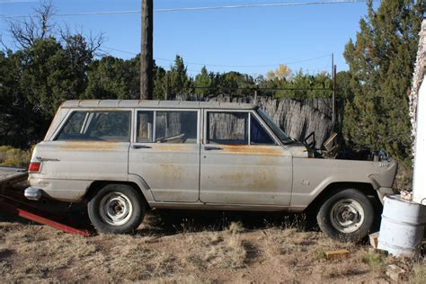 jeep kaiser wagoneer 1965 kaiser jeep wagoneer w v8 vigilante th400 for sale