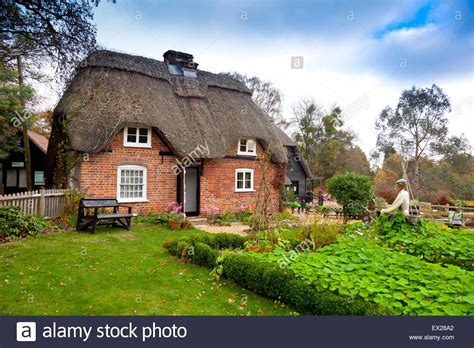 thatched cottage thatched cottage stock photos thatched
