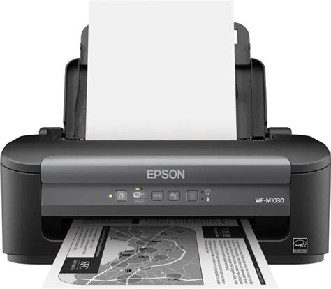 Amazon.com: Epson WorkForce WF-M1030 Wireless Monochrome