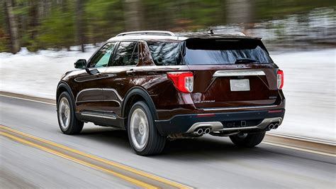 2020 Ford Explorer Reviews And Rating